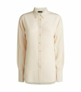 Joseph Joe Silk Crepe Blouse