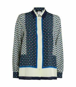 Weekend Max Mara Patterned Micio Shirt