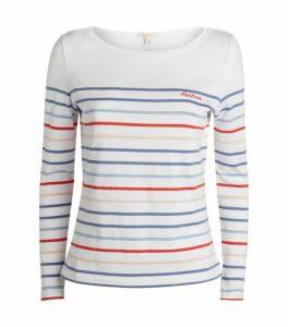Barbour Hawkins Stripe Long-Sleeved T-Shirt