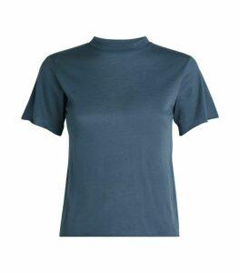 Live The Process Cotton-Cashmere T-Shirt