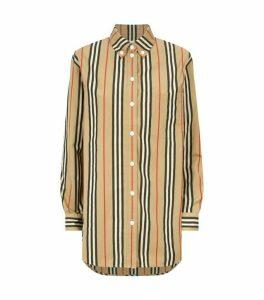 Burberry Cotton Check Shirt