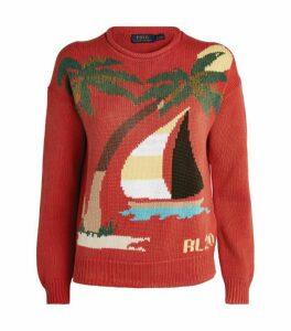 Ralph Lauren Knitted Sail Sweater