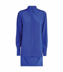 Joseph Oldfield Crepe de Chine Blouse