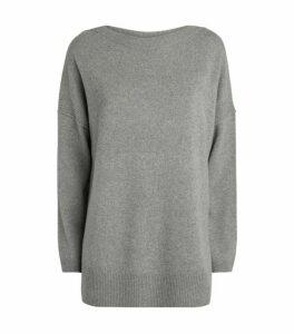 AllSaints Tara Cashmere-Blend Sweater