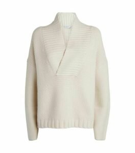Equipment Jaelyn V-Neck Sweater