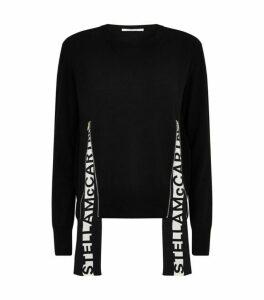 Stella McCartney Logo Band Sweater