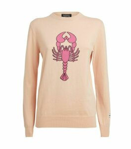 Markus Lupfer Mia Lobster Graphic Sweater