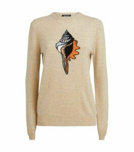Markus Lupfer Cashmere Seashell Sweater