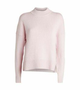 J Brand Ribbed Bevie Sweater