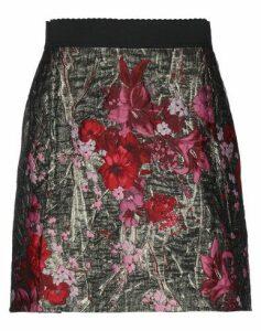 DOLCE & GABBANA SKIRTS Knee length skirts Women on YOOX.COM