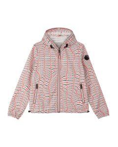 Women's Original Printed Lightweight Packable Shell Jacket