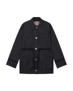 Women's Refined Garden Trench Jacket