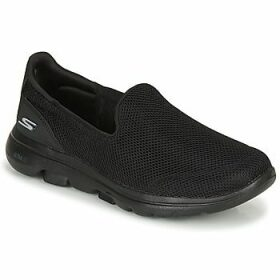 Skechers  GO WALK  women's Shoes (Trainers) in Black