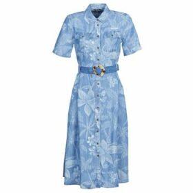 Desigual  KATE  women's Long Dress in Blue