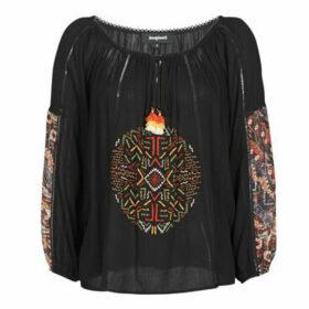 Desigual  GENOVA  women's Blouse in Black
