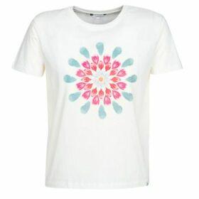Desigual  MILAN  women's T shirt in White