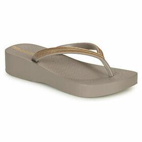 Ipanema  MESH V  women's Flip flops / Sandals (Shoes) in Grey