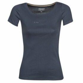 Esprit  T-Shirts logo  women's T shirt in Blue
