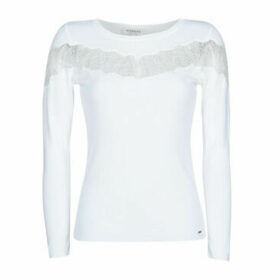Morgan  MLIDI  women's Sweater in White