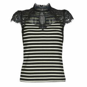 Morgan  DALLA  women's Blouse in Black