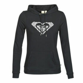 Roxy  SHINE YOUR LIGHT  women's Sweatshirt in Black