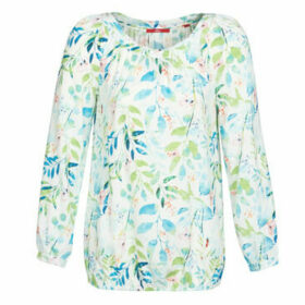 S.Oliver  GORROMI  women's Blouse in Green