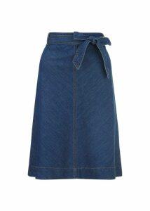 Tori Skirt Blue