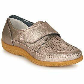Damart  LORELI  women's Casual Shoes in Gold