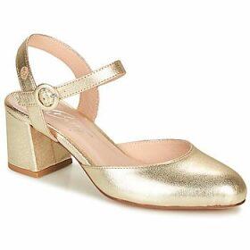 Betty London  MALINE  women's Court Shoes in Silver