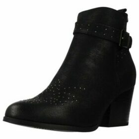 MTNG  BOTIN PALIX  women's Low Ankle Boots in Black
