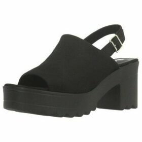 Emmshu  ALESAE  women's Sandals in Black