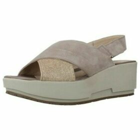 Stonefly  KETTY 5 VEL/GLITTER  women's Sandals in Beige