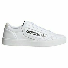 adidas  Sleek W  women's Shoes (Trainers) in White