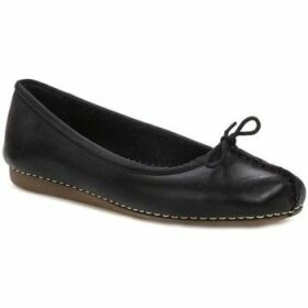 Clarks  Freckle Ice  women's Shoes (Pumps / Ballerinas) in Black