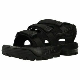 Fila  DISRUPTOR SANDAL  women's Sandals in Black