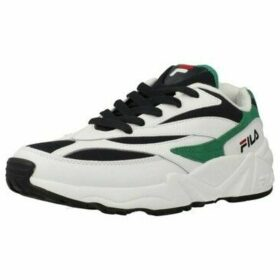Fila  VENOM LOW  women's Shoes (Trainers) in White