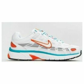 Nike  Wmns P6000  women's Shoes (Trainers) in White