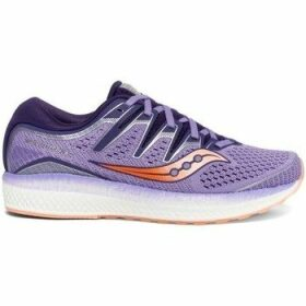 Saucony  Triumph Iso 5  women's Shoes (Trainers) in Purple
