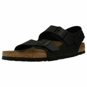 Birkenstock  MILANO BF  women's Sandals in Black