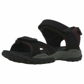 Geox  D BOREALIS A  women's Sandals in Black