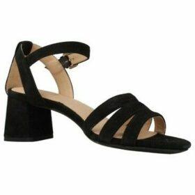 Geox  D SEYLA SAN.M. D  women's Sandals in Black