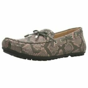 Geox  D LEELYAN A  women's Loafers / Casual Shoes in Other