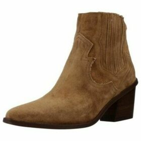 Alpe  4538 11  women's Low Ankle Boots in Brown