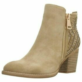 Alma En Pena  V20025  women's Low Ankle Boots in Brown
