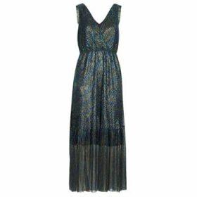 Betty London  MADAMME  women's Long Dress in Blue