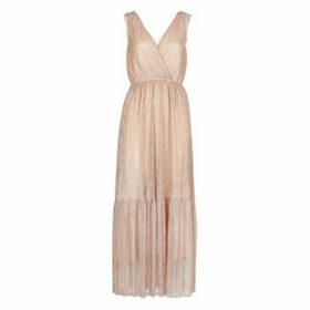 Betty London  MADAMME  women's Long Dress in Pink