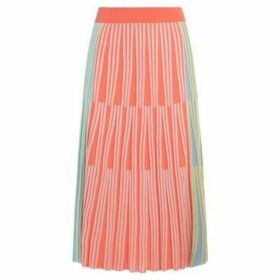 Kenzo  skirt made of multicolor ribbed knit  women's Skirt in Other