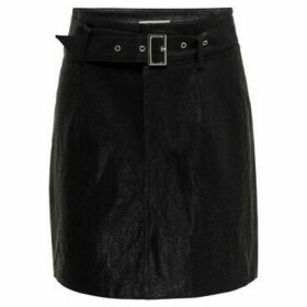 Only  FALDA  PARA MUJER  Onlkiera Falda, Negro  women's Skirt in Black