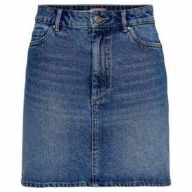 Only  15196746 ROSE  women's Skirt in Blue