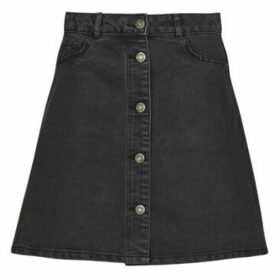 Noisy May  NMSUNNY  women's Skirt in Black